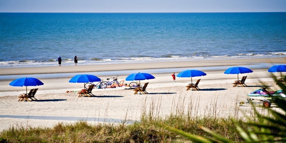 Myrtle Beach SC Beach Living
